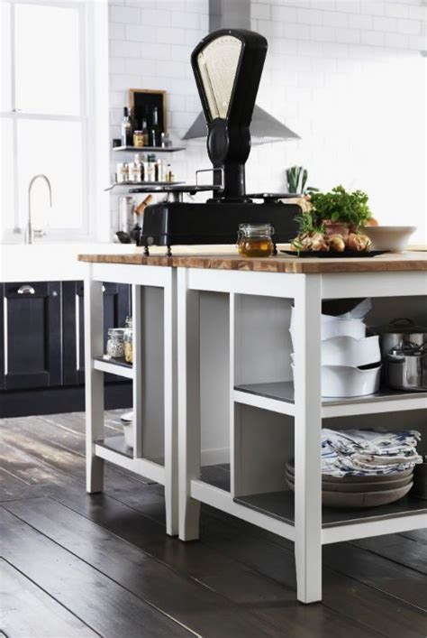 IKEA Fan Favorite: STENSTORP kitchen island. A free