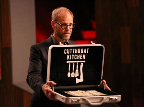 Watch Altons Video Tour Of The Cutthroat Kitchen Set