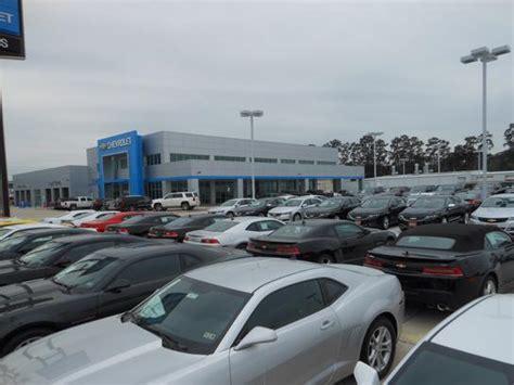 Robbins Chevrolet  Humble, Tx 77338 Car Dealership, And