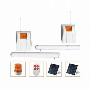 Portail Electrique Solaire : motorisation portail solaire sans fil psf 80 avidsen 104310 ~ Edinachiropracticcenter.com Idées de Décoration