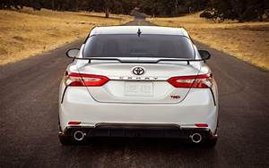 2020 Toyota Camry Trd Price And Redesign