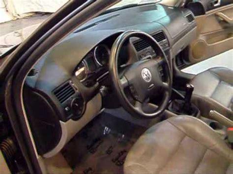 2004 volkswagen jetta interior 2004 vw jetta gls 1 8t youtube