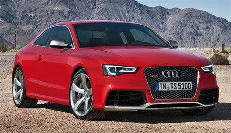 Review Is The New Audi Rs 5 A Race Car For The Street