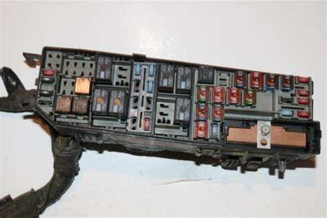 ford focus  dohc  hood relay