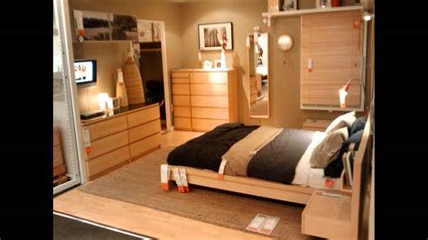 Malm Bedroom Furniture Youtube