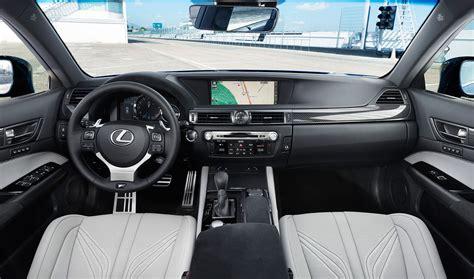 lexus jeep 2016 inside lexus gs f interior shot