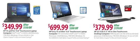 sams club desktop computers bj s wholesale black friday ad features 33 33