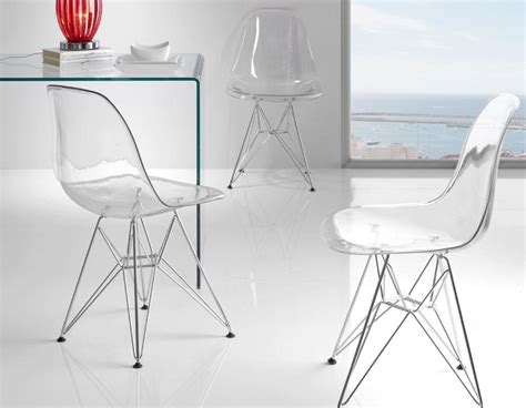 conforama chaise transparente conforama chaise transparente delphes transparent