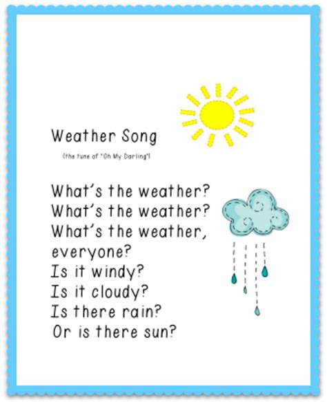 276 | Weather Songs page 007