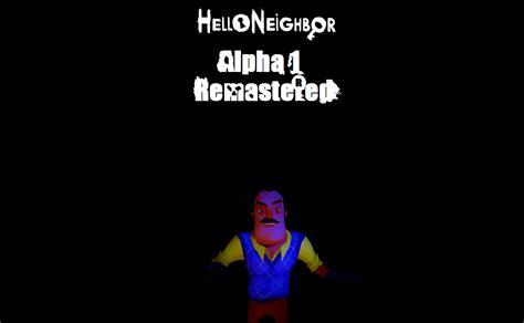 alpha 1 remastered update 2 file mod db