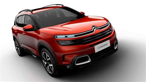 2019 Citroën C5 Aircross Lands In Europe