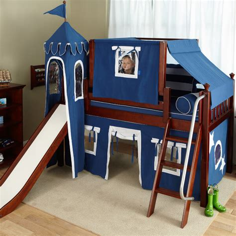 27120 bunk bed with slide top 10 loft beds with slides