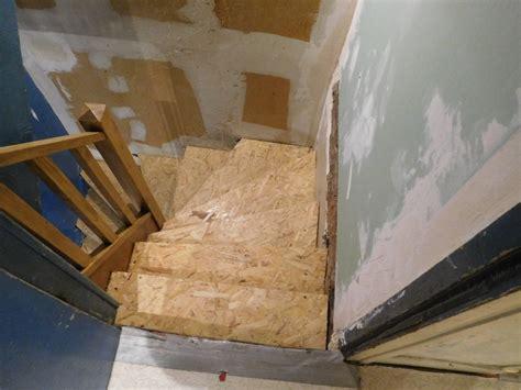 marche en chene pour escalier 28 images habillage d un escalier en b 233 ton avec des