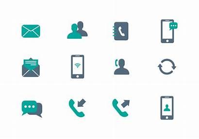 Communication Icon Clipart Icone Kommunikation Gratuit Vektor