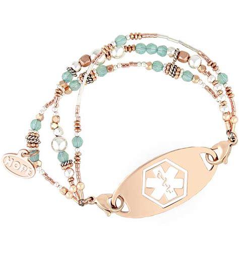 Rhythm And Blues Medical Id Bracelet  Lauren's Hope. Star Bangle. Three Stone Engagement Rings. Two Wedding Rings. Large Sapphire. Sunstone Rings. Gold Necklace Lockets. Tennis Ankle Bracelet. Hook Bracelet