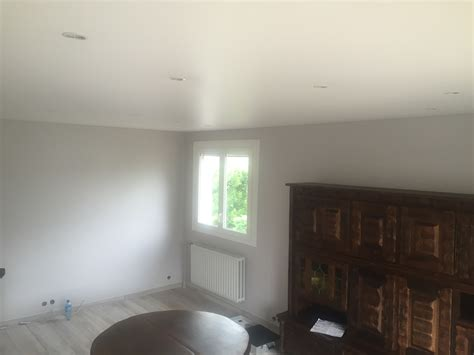 plafond tendu et intiss 233 224 peindre steve robert peinture