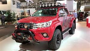 Toyota Hilux 2017 : toyota hilux arctic trucks at35 2017 in detail review walkaround interior exterior youtube ~ Medecine-chirurgie-esthetiques.com Avis de Voitures