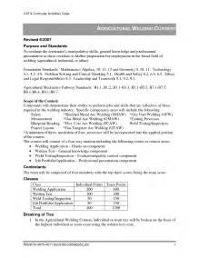 Agriculture Resume Format Sle by Welders Resume Abroad Sales Welder Lewesmr