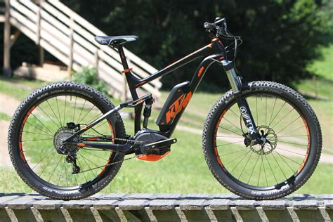 ktm e bike mtb electric mountain bikes with 27 5 plus tyres pros and cons ebike portal