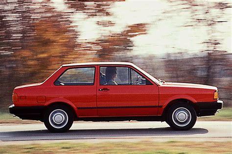 volkswagen fox 1990 1990 93 volkswagen fox consumer guide auto