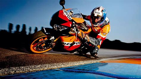 高清摩托赛车图片