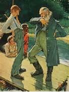 Huck Finn And Tom Sawy...Huckleberry Finn And Tom Sawyer