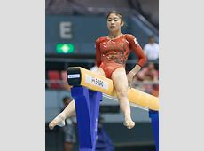 Yuki Uchiyama 内山 由綺 JPN 6th ART Gymnastics Asian