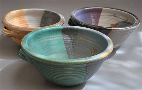 bowl handles handle bowls pottery wish