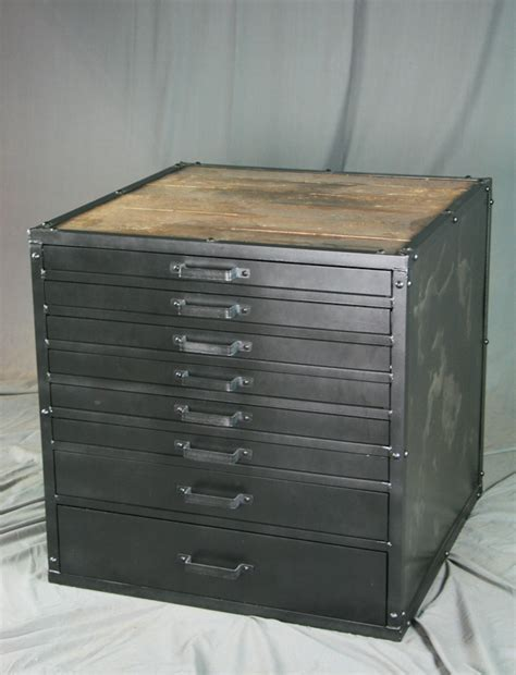 rustic kitchen islands and carts combine 9 industrial furniture vintage metal flat file
