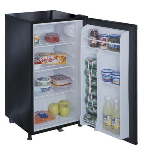 ge  cu ft compact refrigerator sfrbapbb ge appliances