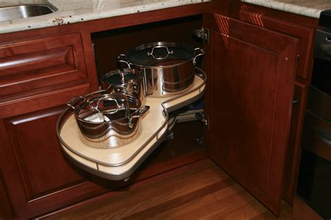 adding a lazy susan in a corner cabinet lazy susan corner cabinet hardware ideas home furniture