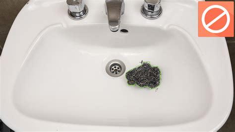 clean  bathroom sink  steps  pictures
