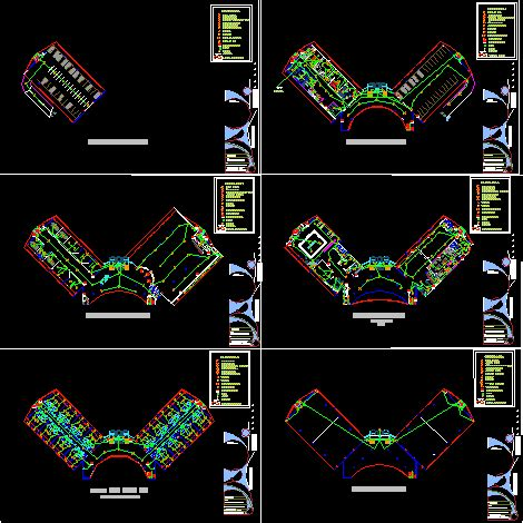 electrical installation  star hotel dwg detail