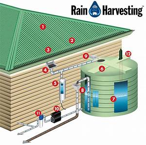 Rainwater Harvesting And The Benefits For Homeowners