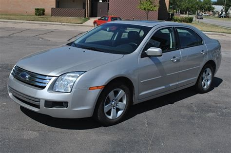 Ford Fusion 2006 by 2006 Ford Fusion Photos Informations Articles