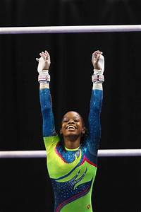 Gabrielle Douglas Pictures - 2012 Visa Championships - Day ...