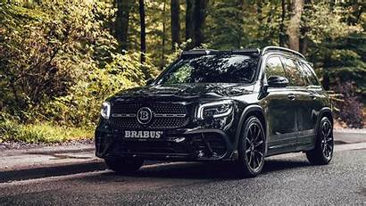 4k Benz Glb Mercedes Amg Brabus Line