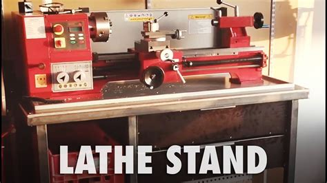 metal lathe stand machine table lathe review