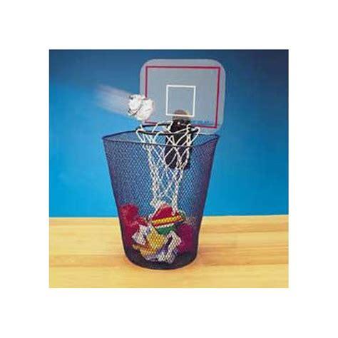 panier de basket de bureau panier de basket jeu et jeu humoristique