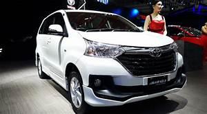 Giias 2017   Toyota Avanza Limited Edition  Cuma 150 Unit