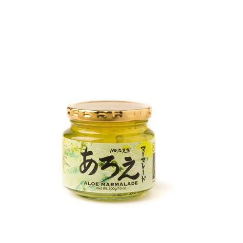 aloe vera marmelade aloe marmalade 300g wa imports