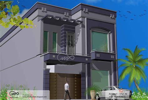 5 Home Design Ideas : 5 Marla Front Elevation