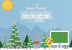 Google updates Santa tracking algorithm, reopens North ...