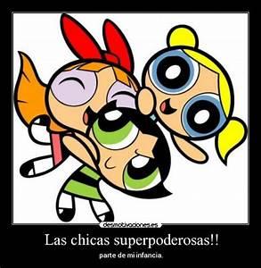 Las chicas superpoderosas!! Desmotivaciones
