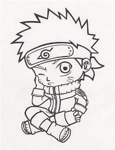 Naruto chibi by kiteus on DeviantArt