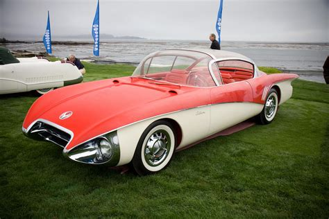 1956 Buick Centurion Concept Images Pictures And Videos