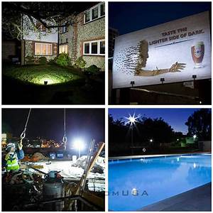 W led bulbs flood light outdoor landscape security