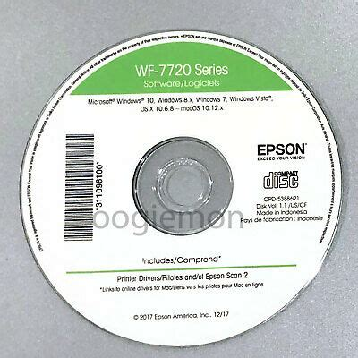 Previously publishing and discovering the result, let's find out about ways to mount epson. Epson Wf 3620 Software Download / Buy Adjustmen Program ...