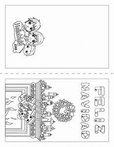 Dibujos Para Colorear Carta Chimenea Para Doblar Eshellokidscom