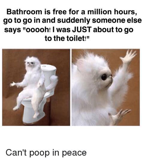 bathroom     million hours